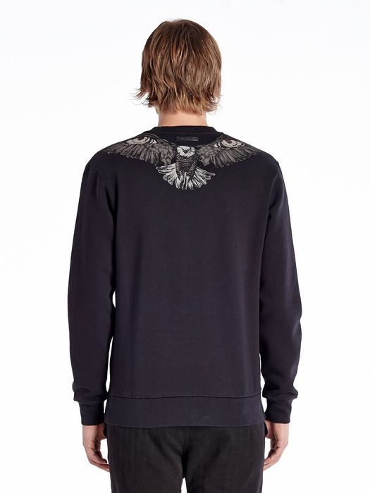 DIESEL BLACK GOLD SOPHI-EAGLEYES-LF Sweaters U f