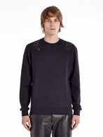DIESEL BLACK GOLD SOPHI-EAGLEYES-LF Sweaters U e