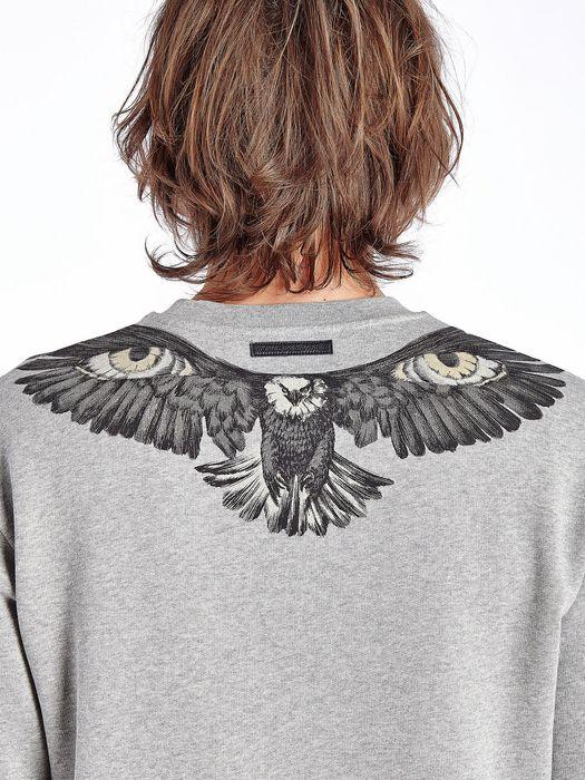 DIESEL BLACK GOLD SOPHI-EAGLEYES-LF Sweaters U a