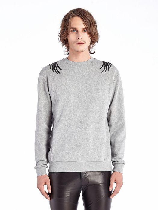 DIESEL BLACK GOLD SOPHI-EAGLEYES-LF Sweaters U e
