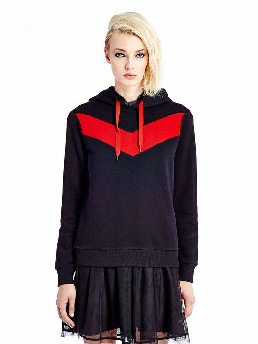 DIESEL F-MILKY-A Sweatshirts D f