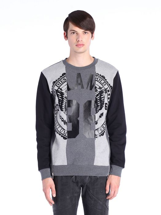 DIESEL BLACK GOLD SCRAMP-BLAME36 Sweaters U f