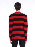 DIESEL BLACK GOLD KASSEDI-STRIPED Pullover U e