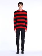 DIESEL BLACK GOLD KASSEDI-STRIPED Knitwear U r