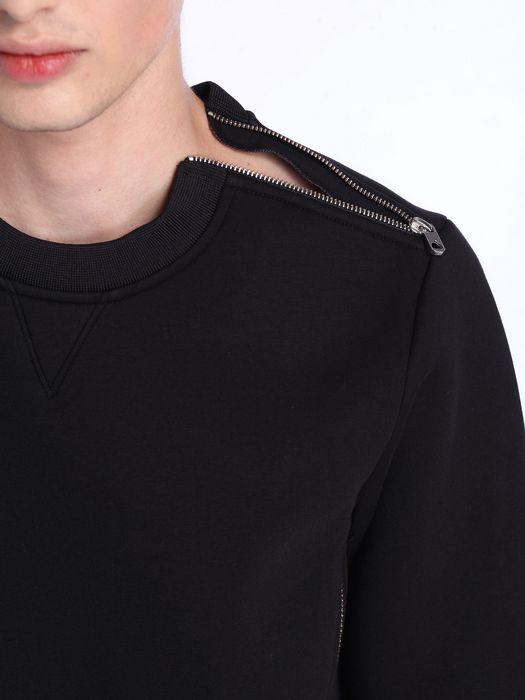 DIESEL BLACK GOLD SOPPETE-NEO Sweatshirts U a