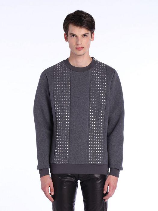 DIESEL BLACK GOLD STUFSTUDS-NEO Sweaters U f