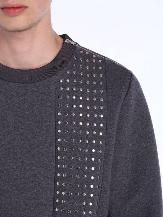 DIESEL BLACK GOLD STUFSTUDS-NEO Sweaters U a
