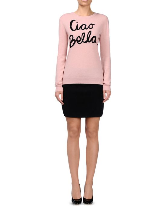 Long sleeve sweater Woman MOSCHINO CHEAP AND CHIC