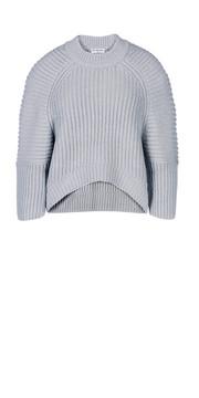 BALENCIAGA Knitwear D Balenciaga Alpaca Short Sweater e