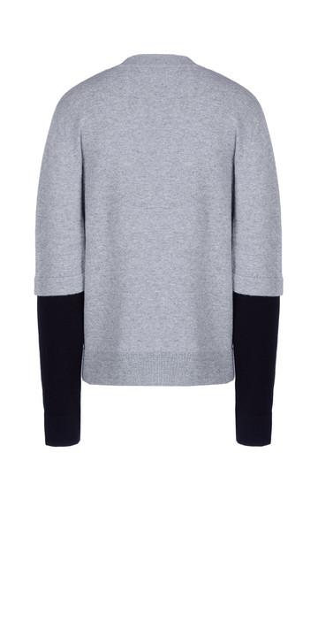 Balenciaga Crew Neck Cashmere Sweater