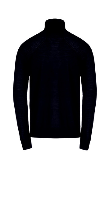 Balenciaga Turtleneck Fitted Sweater