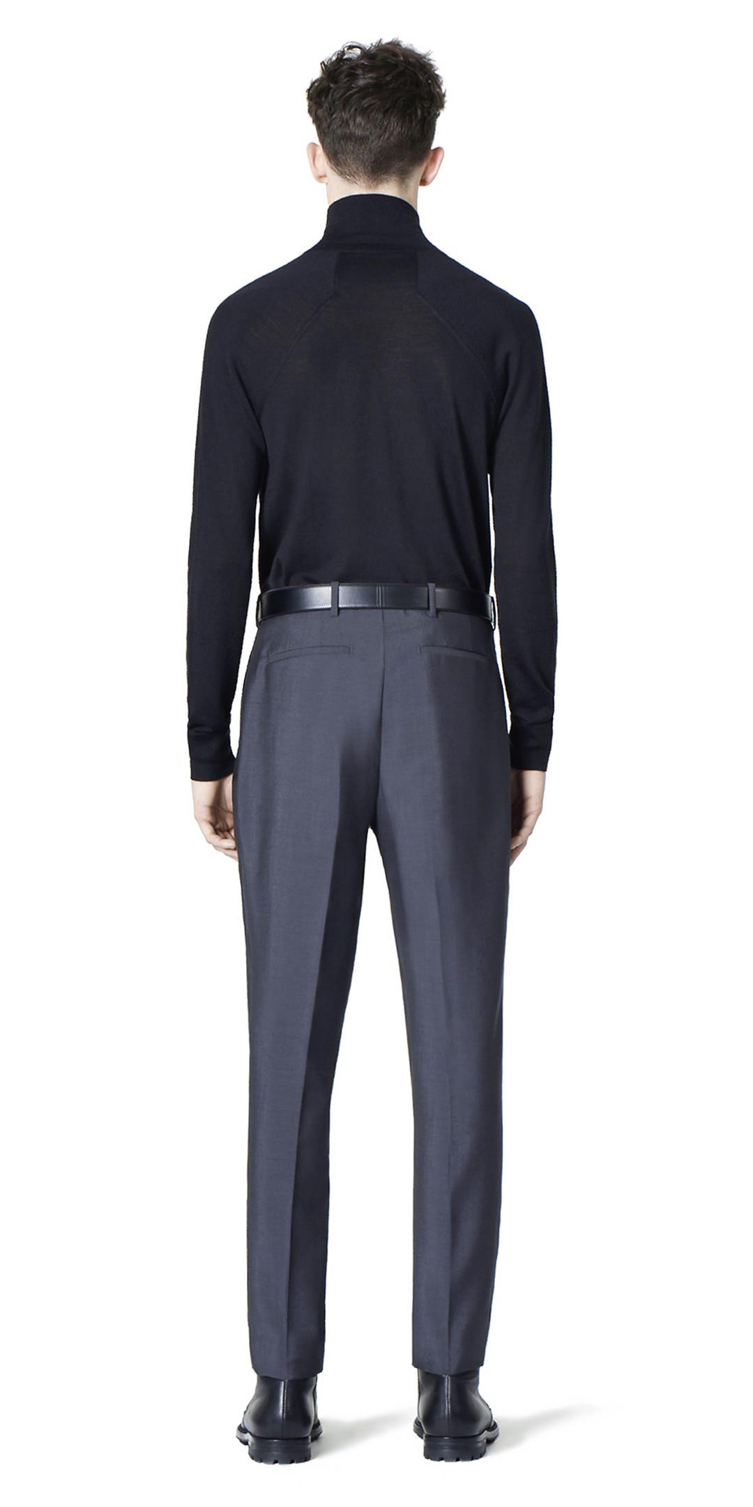 BALENCIAGA Knitwear U Balenciaga Turtleneck Fitted Sweater i
