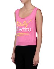 Sleeveless jumper Woman MOSCHINO