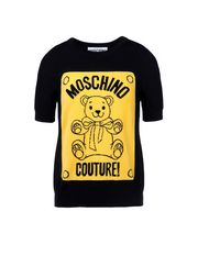 MOSCHINO Short sleeve sweater Woman f