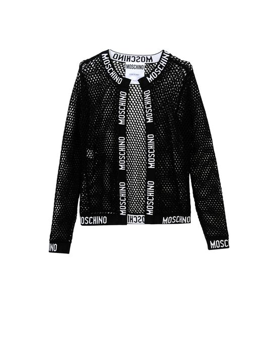 Finishline Cheap Price Moschino button up cardigan Free Shipping Wide Range Of Great Deals For Sale Discount Authentic Online Free Shipping New 43Q4K0zZ
