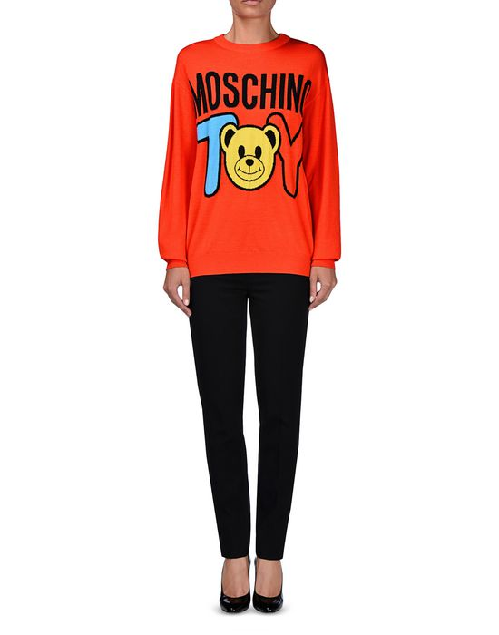 Long sleeve sweater Woman MOSCHINO