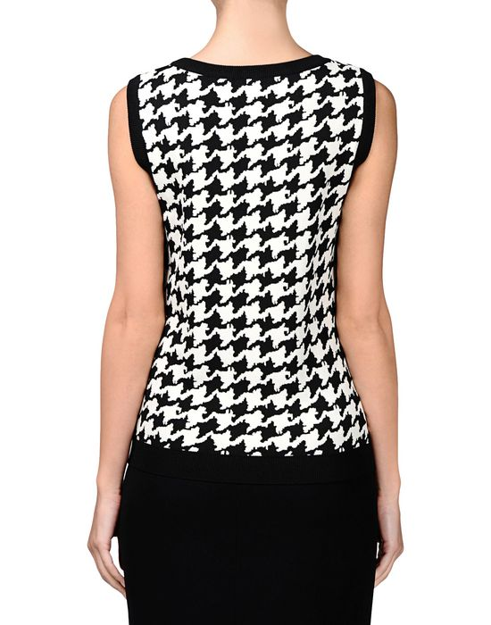 Sleeveless jumper Woman BOUTIQUE MOSCHINO
