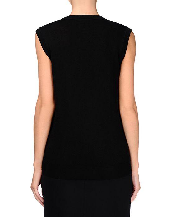 Sleeveless sweater Woman BOUTIQUE MOSCHINO