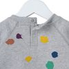 STELLA McCARTNEY KIDS Meat Free Monday Billy Sweatshirt Jumpers & Cardigans E e