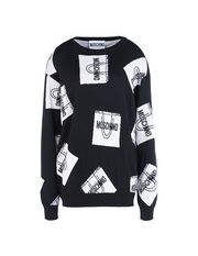 MOSCHINO Long sleeve jumper D f