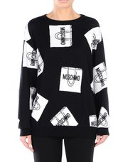 MOSCHINO Long sleeve jumper D r