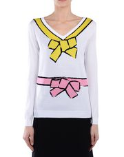 BOUTIQUE MOSCHINO Long sleeve jumper D r