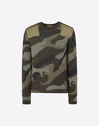VALENTINO UOMO Knit top U NV0KC22R4ML ZA2 f