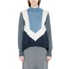 STELLA McCARTNEY Ink Crew Neck Jumper Roll Neck D d