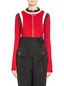 Marni Cardigan in virgin wool with two-color insets Woman - 1