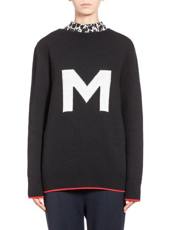 Marni Sweater with M motif  Woman