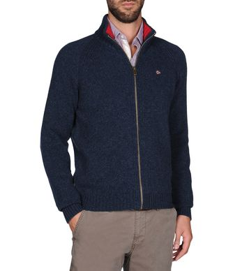 NAPAPIJRI DEGO MAN ZIP SWEATER