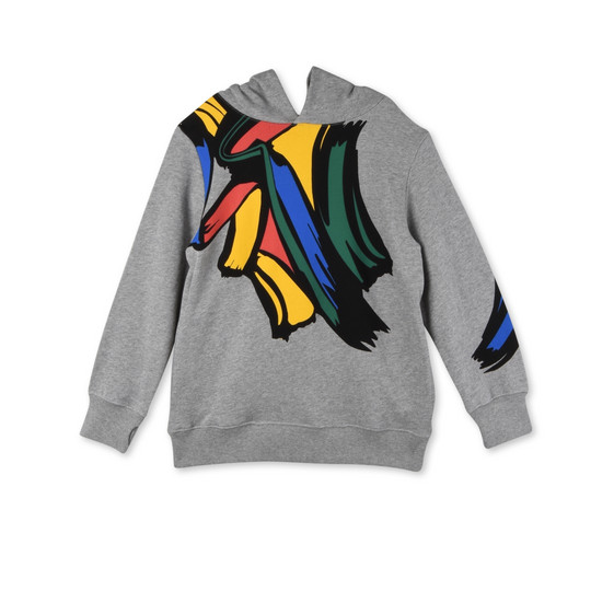 Paint Strokes Heath Sweatshirt
