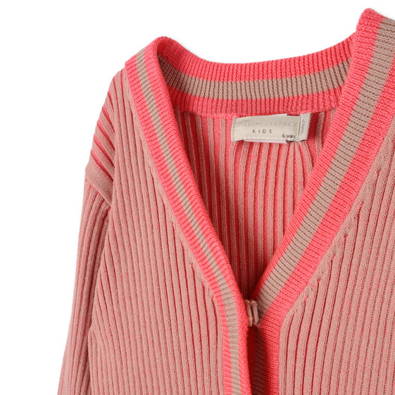 Pink Cammie Cardigan