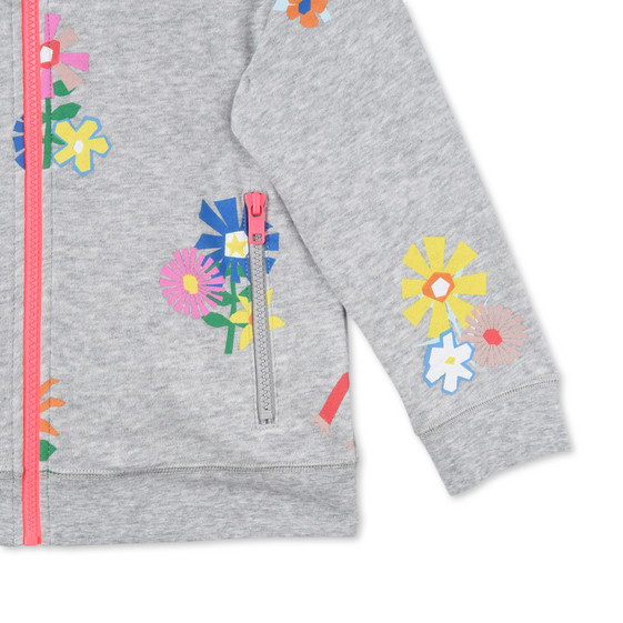 Graphic Flowers Rebecca Sweatshirt