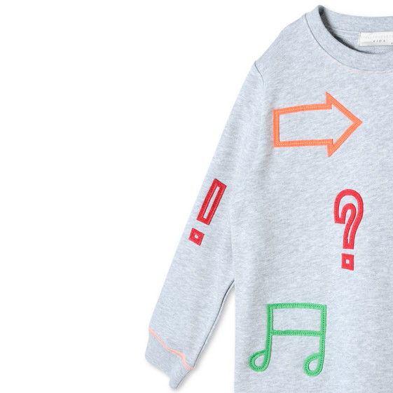 Musical Notes Biz Sweatshirt