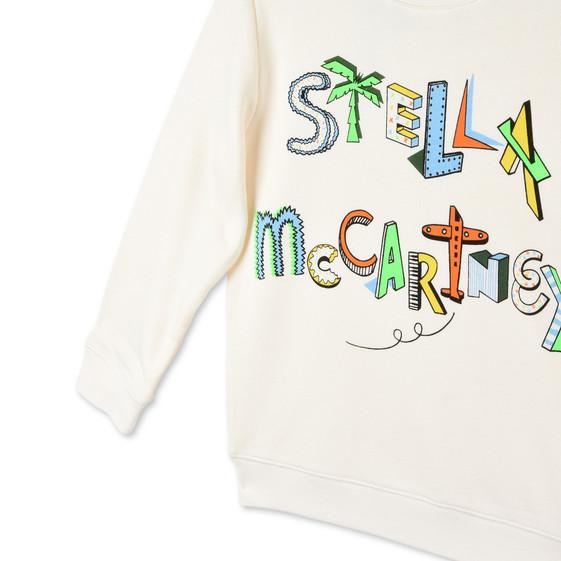 Sweat-shirt Biz avec imprimé Stella