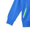 STELLA McCARTNEY KIDS Blue Bandit Sweatshirt Jumpers & Cardigans U r