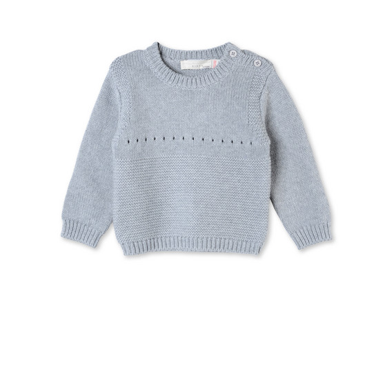 Grey Thumper Jumper
