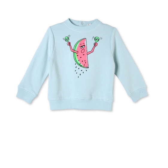 Watermelon Print Betty Sweatshirt