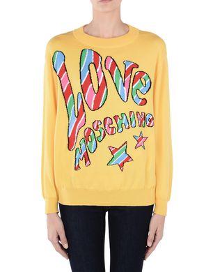 LOVE MOSCHINO Short sleeve jumper D r