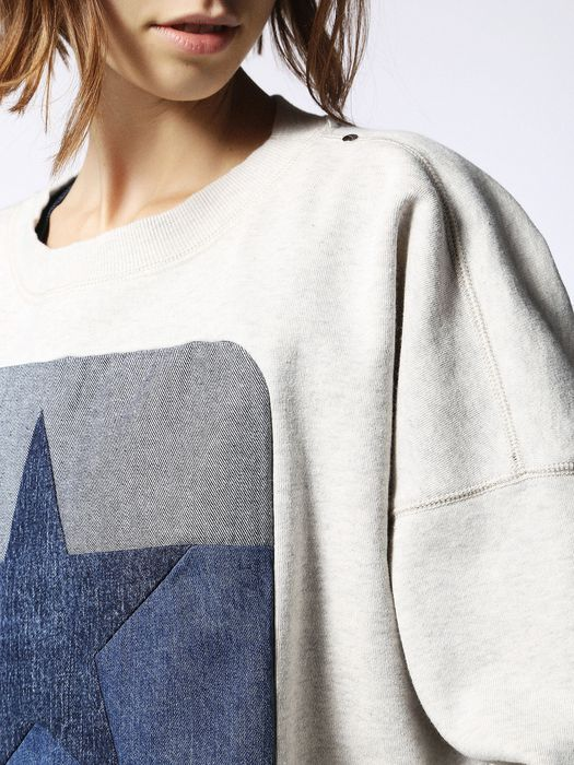 DIESEL F-ANE Sweatshirts D d
