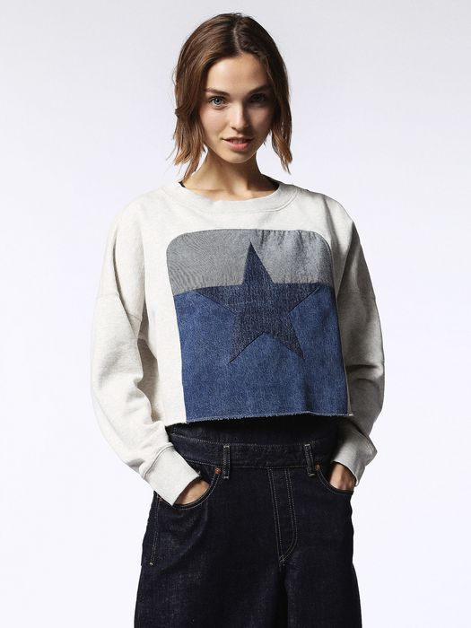DIESEL F-ANE Sweatshirts D f