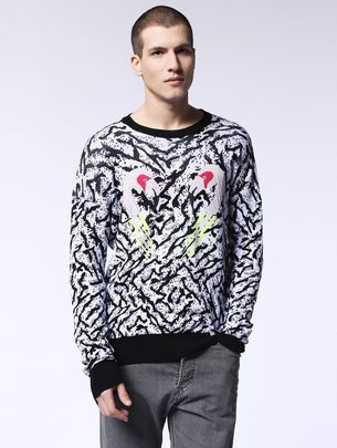 DIESEL K-FLAMING Knitwear U f