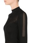 KARL LAGERFELD CORSET DETAIL KNIT SWEATER 8_e