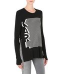 KARL LAGERFELD KARL GRAPHIC STRIPE SWEAT 8_f