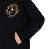 STELLA McCARTNEY MEN Black Nice One Embroidered Sweatshirt Long Sleeved Sweatshirts U a