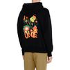 STELLA McCARTNEY MEN Black Nice One Embroidered Sweatshirt Long Sleeved Sweatshirts U e