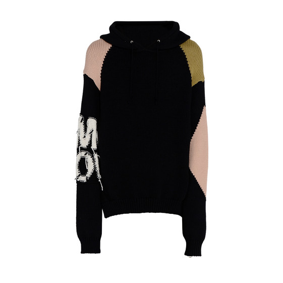 Black Tomorrow Knit Jumper
