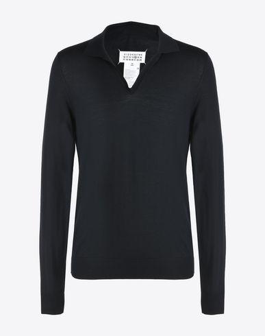 MAISON MARGIELA 14 Polo sweater U Polo neck pull-over f