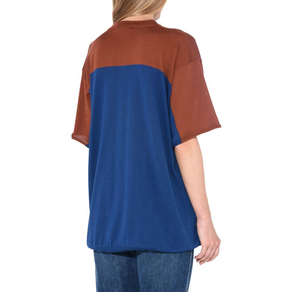 Short Sleeved Sporty Jumper - STELLA MCCARTNEY